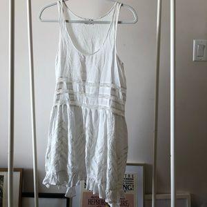 Free People White boho dress